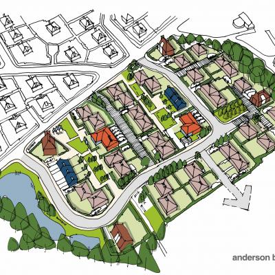 Public Information Event for Gannochy Housing Development May 2018