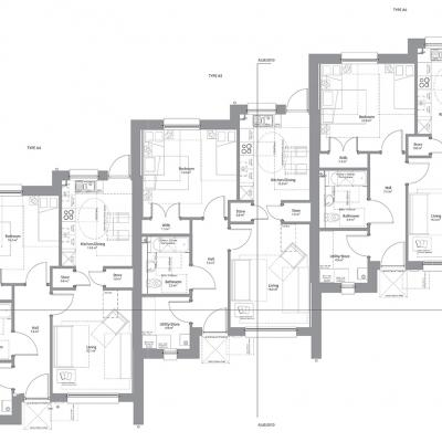 1 Bedroom House Plan